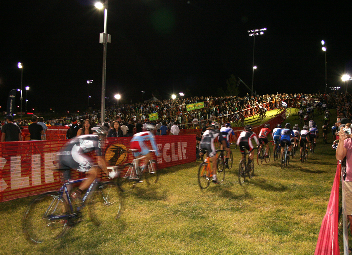 Men's Race, First Lap, by Andrew Yee