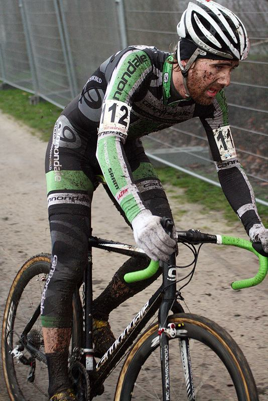 Driscoll was the top American. 2009 Azencross - Loenhout GVA Trofee Series. ? Bart Hazen