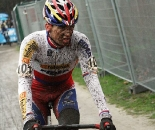 Stybar showed once again regardless of conditions, he's a podium contender for Worlds. 2009 Azencross - Loenhout GVA Trofee Series. ? Bart Hazen