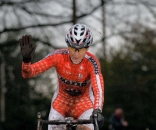 Sydor adds another cyclocross title to her impressive palmares. © John Irvine Photography