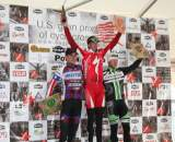 Men's podium ? Josh Liberles