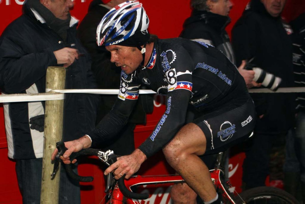 Jonathan Page was pleased with his ride in Asper-Gavere. © Bart Hazen