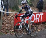 Vardaros rode into the top 20 at the Superprestige. © Bart Hazen