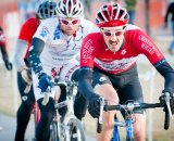 Facial hair is a prerequisite for success in Colorado. © Dejan Smaic/Sportif Images