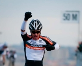 Dwight takes the win. © Dejan Smaic/Sportif Images