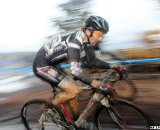 Chris Matthews keeps the speed up in Bend © Cyclocross Magazine