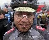 There's that post-suffering smile again. © Cyclocross Magazine