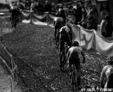Could this Belgium? Fast racing and thick mud. U23 Race, 2010 Cyclocross National Championships © Joe Sales