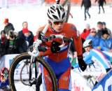 David Van Der Poel has been a standout in the junior ranks this season. ? Bart Hazen