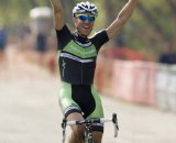 Powers takes the win © Greg Sailor – VeloArts