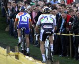 Stybar, close enough to pounce © Bart Hazen