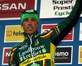 Sven Nys leads the Superprestige series © Bart Hazen