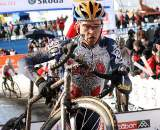 Danny Summerhill - 2010 U23 Cyclocross World Championships. ? Bart Hazen