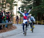 Nick Keough's first UCI victory. © laurakozlowski.com