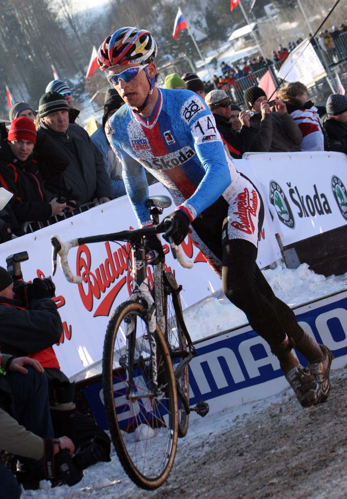 Stybar kept his focus throughout the race. ? Bart Hazen