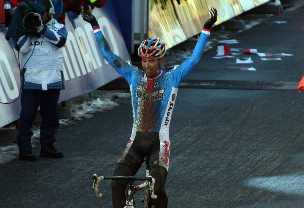 An emotional Stybar brings home the win ? Bart Hazen
