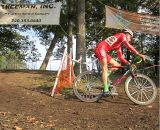 Winterberg is now alone up front ©Keith Hower