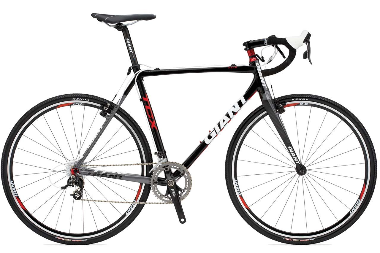 2011 Giant TCX1. Photo Courtesy Giant Bicycles