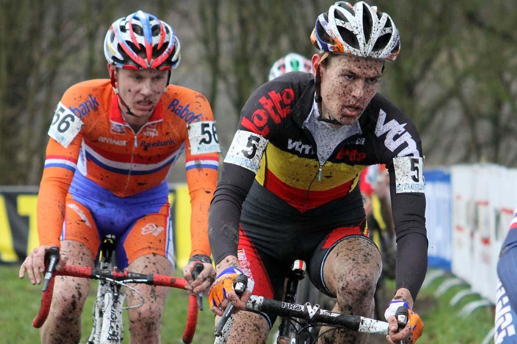Belgian Champion Joeri Adams. © Bart Hazen