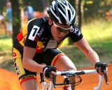 Sanne Cant took fifth today © Gregg Germer