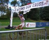 Helen Wyman took the win. © Cyclocross Magazine