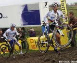 Stybar took the holeshot followed by Steve Chainel © Bart Hazen