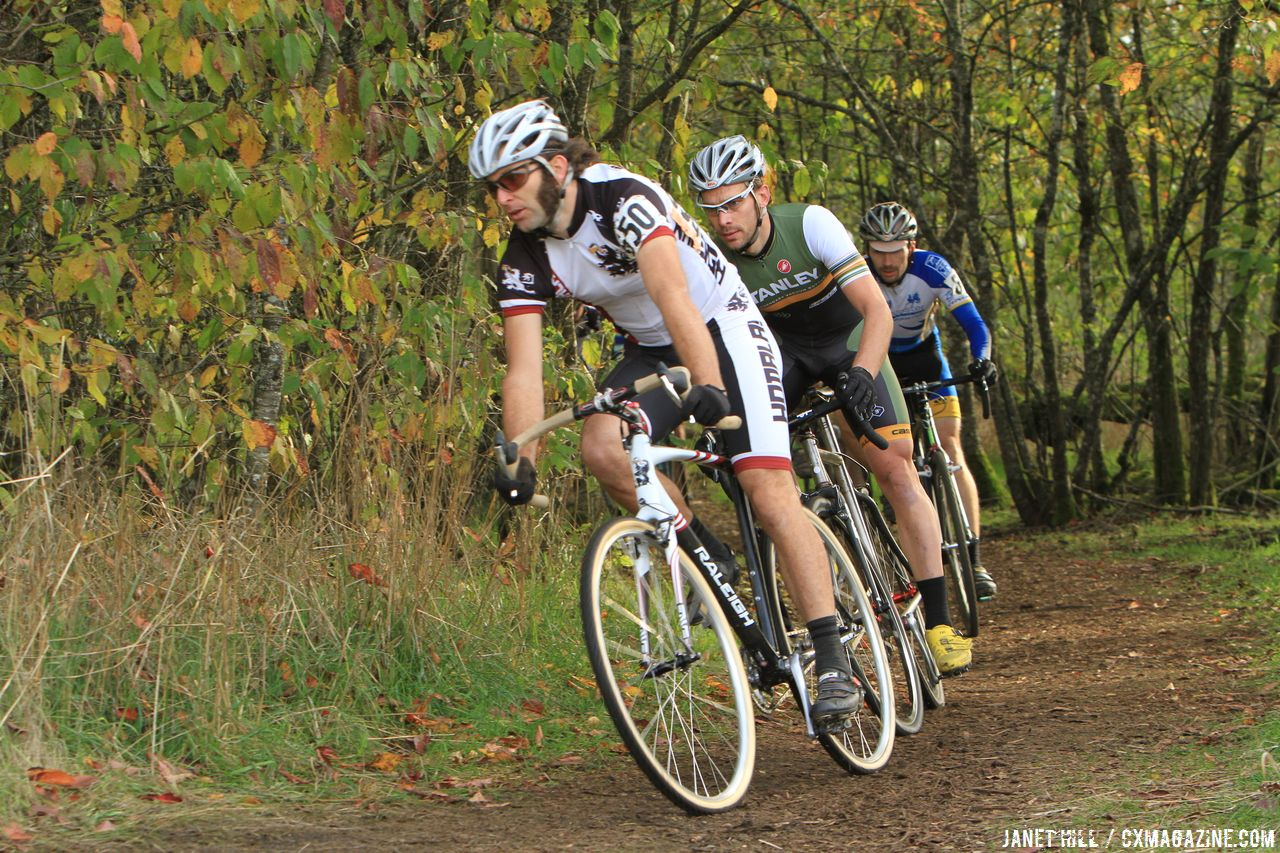 Seattle Cyclocross Series #5 © Janet Hill