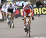 Pauwels leads the race © Gregg Germer