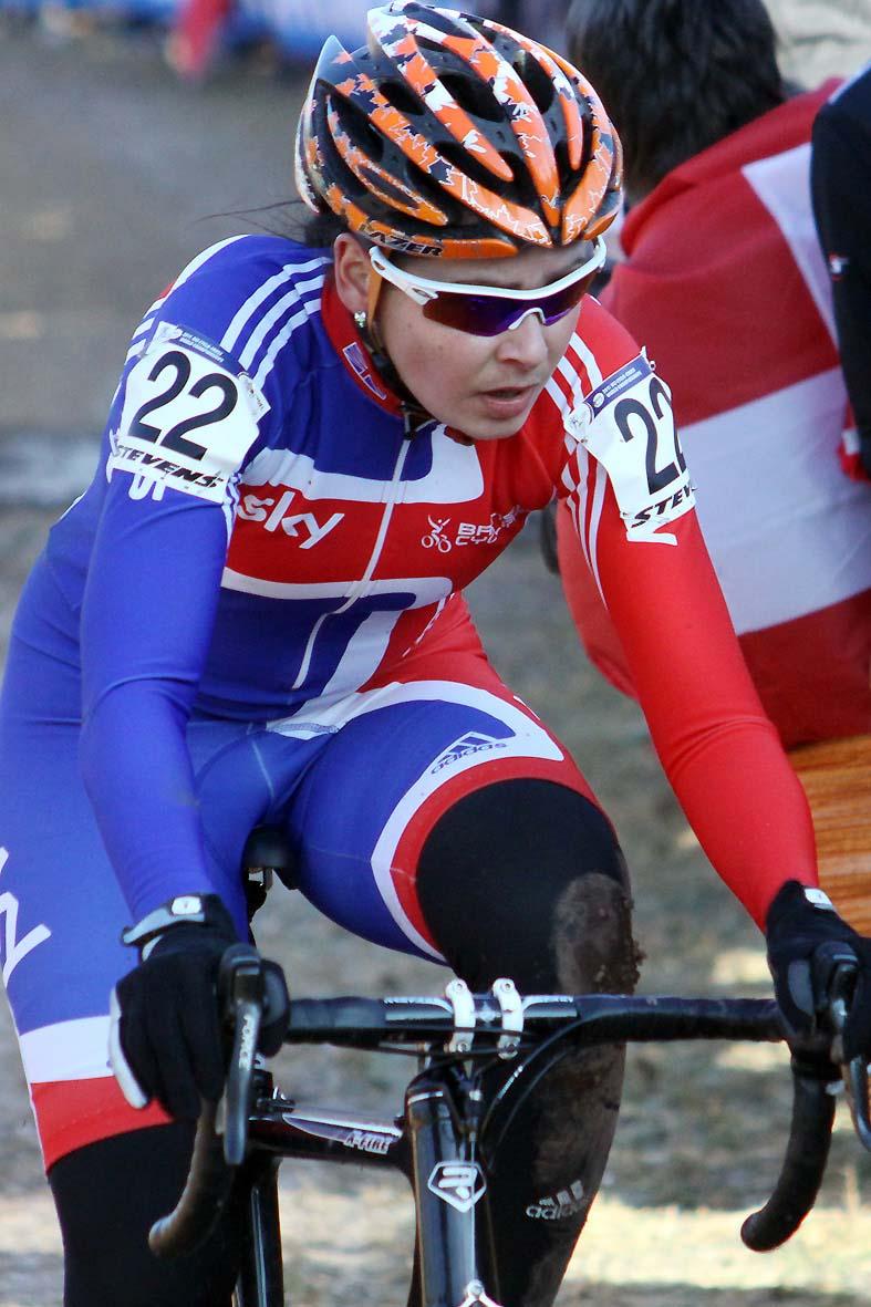 Nikki Harris finished 15th. © Bart Hazen