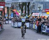 Rob Peeters wins the race © Thomas van Bracht