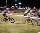 Johnson leads Berden home to round out the CrossVegas 2012 podium. ©Cyclocross Magazine