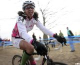 Tiziana DeHorney - Junior Women, 2012 Cyclocross National Championships. © Cyclocross Magazine