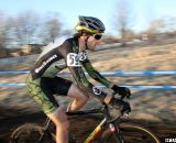 JP Brocket Heads Towards the Second Hill ©Cyclocross Magazine