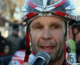 Winner Brian 'Ski' Wilichoski Has a Wicked Danvers Accent ©Cyclocross Magazine