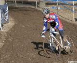 Buy-Cell.com / Ibis' Tim Cannard racing his 324 Labs hydraulic brake-equipped Rock Lobster. © Cyclocross Magazine