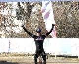 Dwight wins another title. 2012 Cyclocross National Championships, Masters Men 40-44. © Cyclocross Magazine