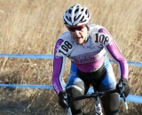 Samuel Morse (Corner Cycles) had a strong ride to finish 7th. Masters Men 45-49, 2012 Nationals. © Cyclocross Magazine