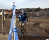 Simon Wayne of PSIMET Powered to a Third Place Finish © Cyclocross Magazine