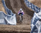 Hines Kept Hitting the Stairs Like He Stole A Bike © Cyclocross Magazine