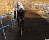 Robert Downs on Planet Bike had a strong race with a third place. © Cyclocross Magazine