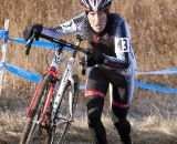 Eric Nordensen finished second, just short of his title defense in the 70+ © Cyclocross Magazine