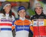 Podium Elite Women © Bart Hazen