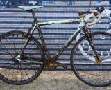 The scandium singlespeed Rock Lobster that took Bradford to the win at 2012 Cyclocross Single Speed Nationals © Cyclocross Magazine