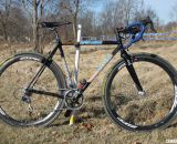 Kathy Sarvary's 2012 Nationals Spin Arts Cyclocross Bike © Cyclocross Magazine