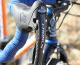 10 speed Chorus shifters © Cyclocross Magazine