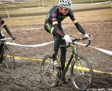 Chicago Cyclocross New Year's Resolution Race #2 © Liz Farina Markel