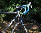 ENVE-ious? Tubes, fork stem and handlebars give you plenty of reason. ©Cyclocross Magazine