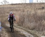 Studley was ahead and alone. © Cyclocross Magazine