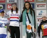 Podium: Wyman, Vos and Cant © Bart Hazen