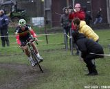 Sven Nys never looked back © Bart Hazen